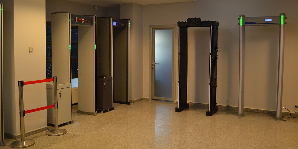 Guard Spirit Kapı Dedektörleri Showroom