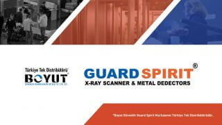 Guard Spirit X Ray Cihazı Kataloğu