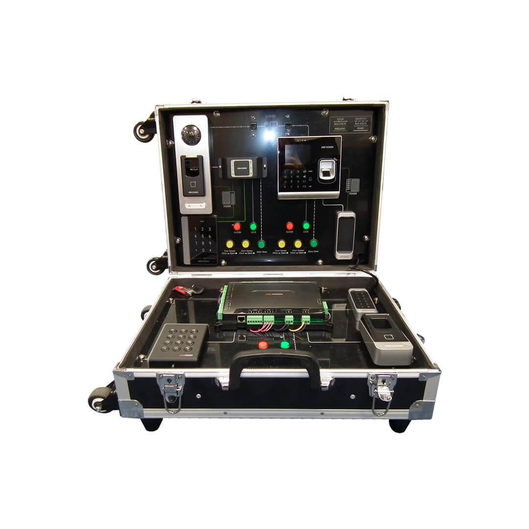 DS-KZX-1 Geçiş Kontrol Demo Çantası