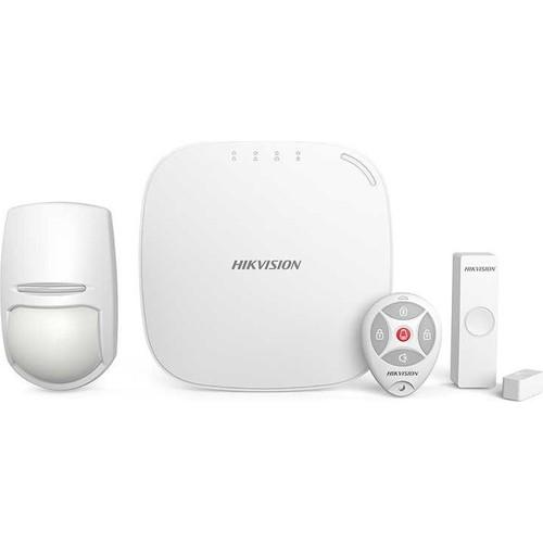 hikvision kablosuz alarm seti